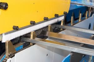 Интегрированная система шлифования торцов труб Pedrazzoli