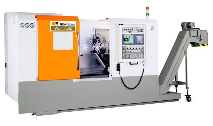 токарно фрезерный обрабатывающий центр index g220